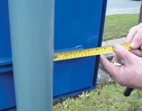 diy notice board installation check equal measures